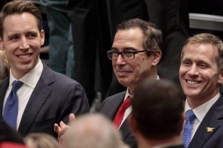 Missouri Gov. Eric Greitens Seeks Restraining Order On His Own Attorney General