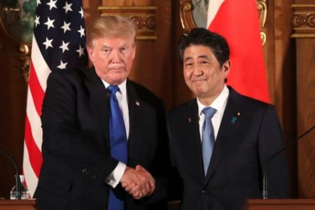 Trump delivered Japan a huge win on one part of the US's upcoming talks with North Korea