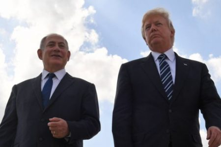 Trump reportedly asked Israeli PM Benjamin Netanyahu if he even cares about making peace