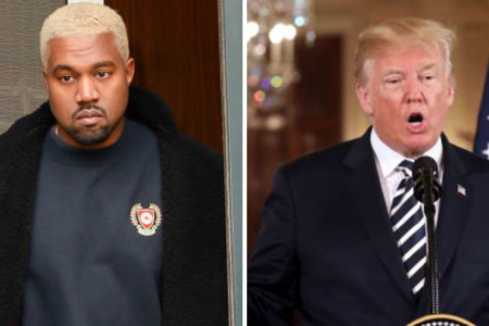 Trump Signals End Of The World By Chiming In On A Kanye Twitter Thread