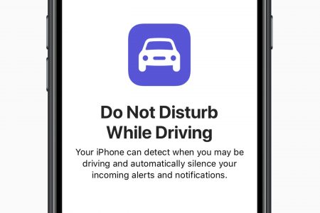 'Do Not Disturb While Driving' is actually getting people to put down their phones