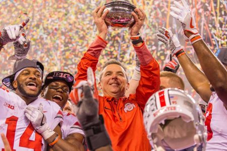 Ohio State's Urban Meyer will make $7.6 million this season after receiving raise