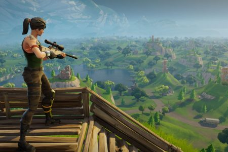 Teens are using 'Fortnite' to ask out prom dates