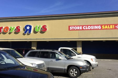 Billionaire toy maker's bid to save Toys R Us stores rejected