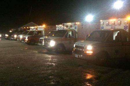 7 inmates dead, 17 injured in South Carolina prison riot