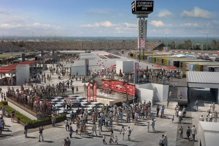 Come September, Richmond Raceway will be a much more fan-friendly experience