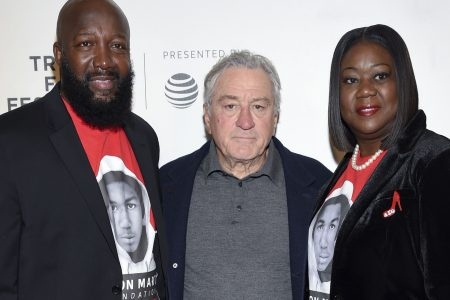 Trayvon Martin's parents bring heartbreaking new docuseries 'Rest in Power' to Tribeca