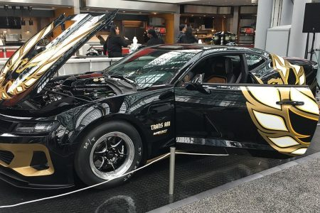 Retro ride: Firebird Trans Am Super Duty 455 returns with 1100 hp