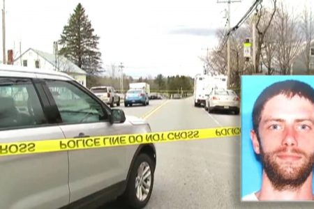 Man wanted in shooting death of Maine deputy caught
