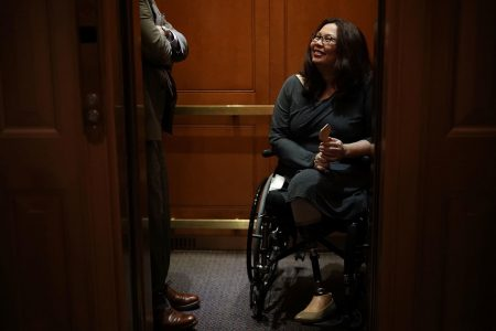 Tammy Duckworth delivers baby girl, first senator to give birth while in office