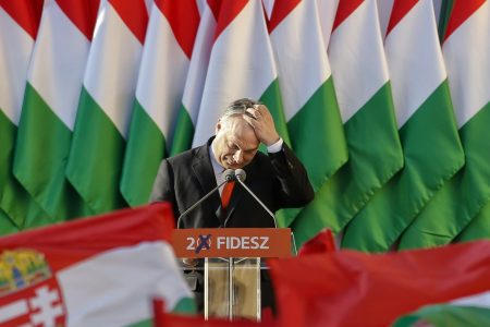 Migration, corruption, jobs; Key issues in Hungary's vote