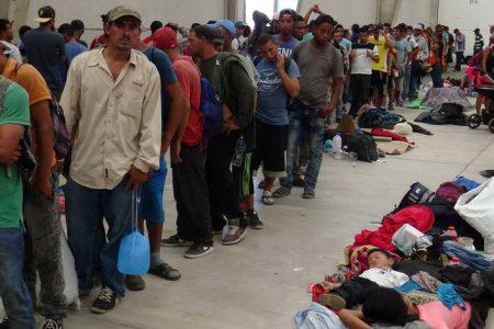 Migrant 'Caravan' in Mexico Raises Trump's Ire