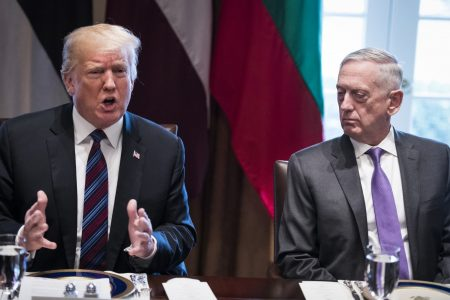 Trump instructs military to begin planning for withdrawal from Syria