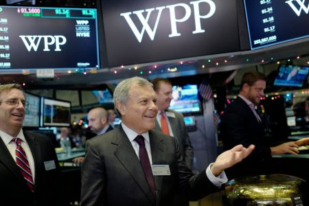 Martin Sorrell steps down as CEO of advertising giant WPP