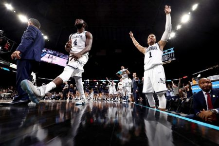Villanova beats Michigan to win NCAA men's basketball title for the second time in three years