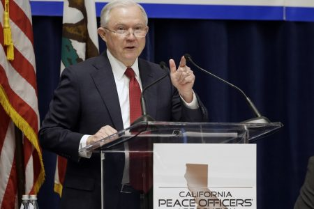 Justice Dept. sues California again, this time over state law on transfer of federal lands