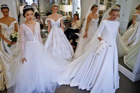 Bridal designers talk princess moments and Meghan Markle