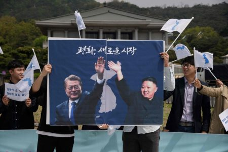 The historic summit of the Koreas hangs on the North's nuclear intentions