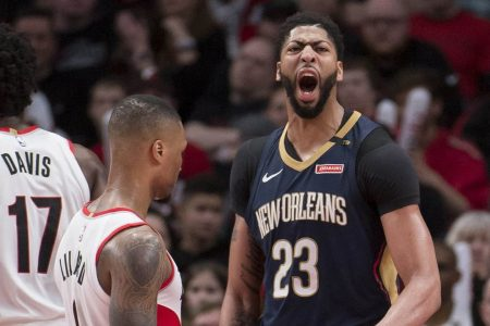 2018 NBA playoffs: Pelicans hold on; 76ers continue to roll; Warriors engaged and energized