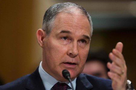 Pruitt's round-the-clock security has cost taxpayers nearly $3 million