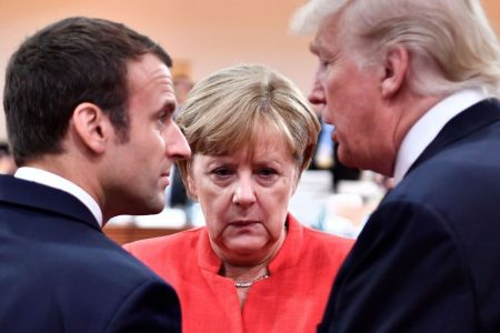 The huge number driving Trump's frosty relationship with Germany's Merkel