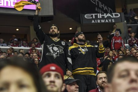 Many Penguins fans have more sympathy than hatred for the Capitals