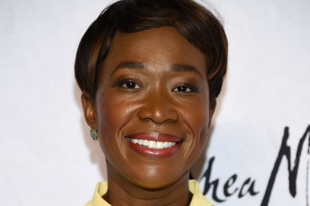 MSNBC host Joy-Ann Reid once apologized for homophobic comments on her blog. Now she says she was hacked.