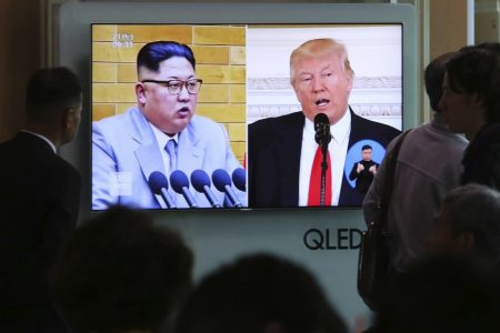 North Korea is setting the mood for a summit with Trump. And that is progress.