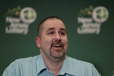 He says he bought two Mega Millions tickets in his life. The second won him $533 million.
