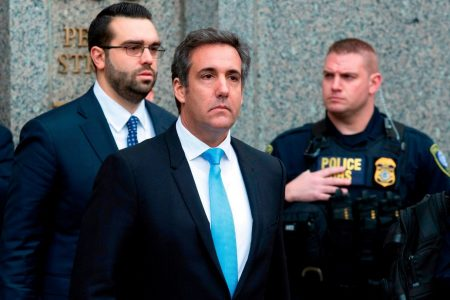 Trump lashes out at New York Times over Michael Cohen coverage, vows his attorney won't 'flip'