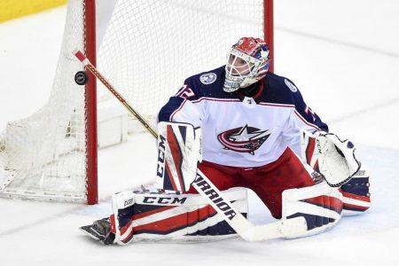 Blue Jackets-Capitals Game 2: Capitals blow two-goal lead again. Lose in OT again.