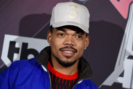 Chance the Rapper defends Kanye West: 'Black people don't have to be democrats'