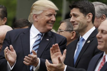 Don't count on Paul Ryan to be the GOP's next anti-Trumper