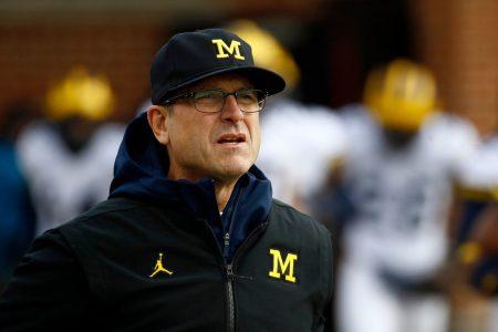 Ex-Michigan player apologizes for tweets threatening Jim Harbaugh