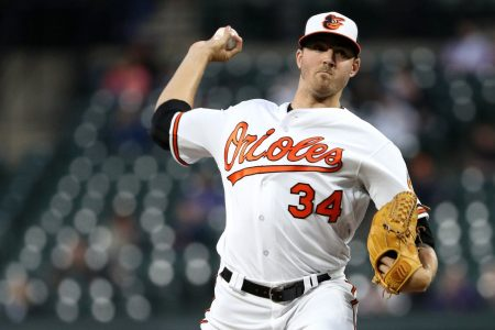 One mistake costs Orioles' Kevin Gausman in 2-1 loss to Indians
