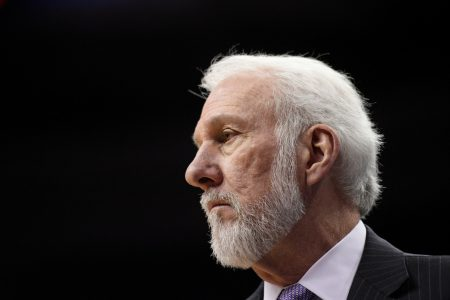 NBA mourns death of Gregg Popovich's wife, a 'real star'