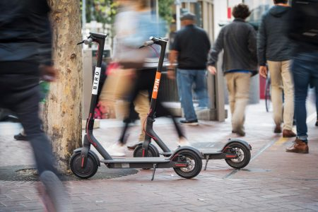 Electric scooters might revolutionize urban transport — if it wasn't for stupid humans