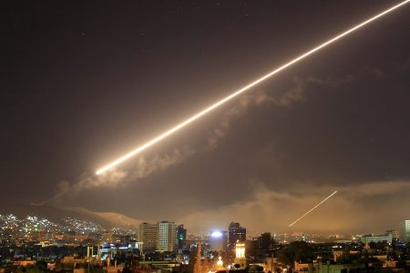 After Syria attack, US and Russia tensions rise but fears ease of wider military confrontation