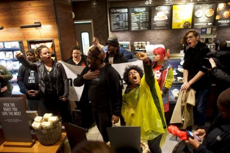 Two black men were arrested at Starbucks. CEO now calling for 'unconscious bias' training.