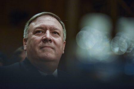 CIA Director Pompeo met with North Korean leader Kim Jong Un over Easter weekend