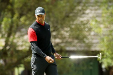 Masters 2018 live updates round 4: A rocky start for Patrick Reed, Rory McIlroy; Tiger, Phil finish up
