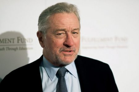 On opening day of Tribeca, De Niro directs his ire at Trump