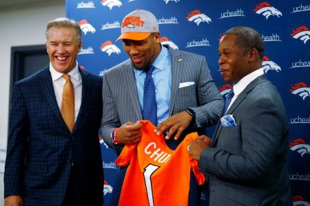 AFC draft grades: The Broncos are alone at the top followed by a lot of pass/fails