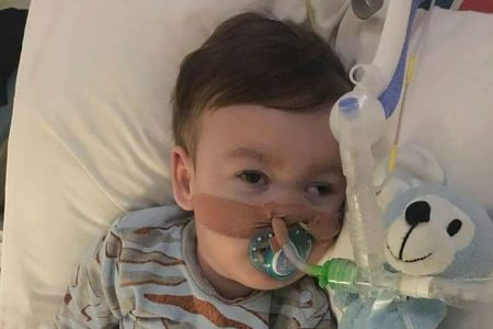 Judge rules against letting Alfie Evans, a terminally ill British child, go to the pope's hospital
