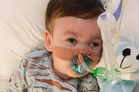 Alfie, terminally ill British boy taken off life support, dies: Father