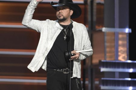 2018 ACM Awards: Jason Aldean wins entertainer of the year