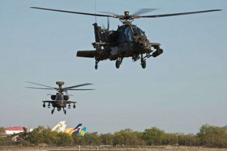 2 soldiers die in helicopter crash, bringing to 7 the number killed in military aviation mishaps this week