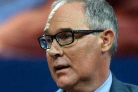 EPA watchdog confirms Scott Pruitt probes