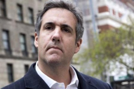 Michael Cohen to plead the Fifth in Stormy Daniels suit