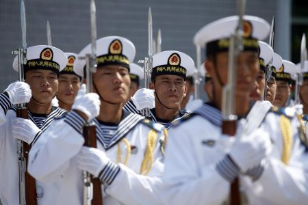 How Does China's Navy Compare to America's?